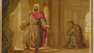 October 27, 2013 The Pharisee and the Tax Collector