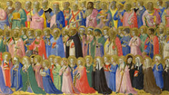 Nov 1 2014 All Saints Day