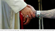 September 27 2015  Jesus and Pope Francis